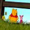 4. De acteur die de stem van Winnie the Pooh inspreekt, belt af en toe kinderen met kanker op in het ziekenhuis.