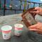 Filterkoffie in reisverpakking