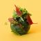 Boulette à base de légumes frais