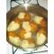 De helft van de aardappelen