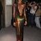 Naomi Campbell bij de show van Tom Ford
