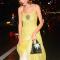 Alexa Chung op een feestje van Harper's Bazaar