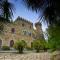 Het Borgiakasteel in Toscane, Italië