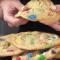 Donderdag: M&M cookies à la Subway