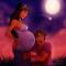 Jasmine et Aladdin