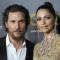 Matthew McConaughey (47) & Camila Alves (34)