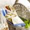 Dinsdag: wraps met avocado en gerookte kip