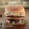 Aardappelpureeburger