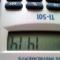 Je rekenmachine ondersteboven houden om woorden te typen