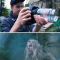 Een glazen pot voegt mist toe aan je foto.