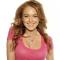 Actrice Lindsay Lohan VOOR