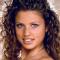 Model Katie Price VOOR