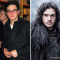 Kit Harington als puber en als Jon Snow