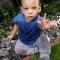 York, het zoontje van Tyra Banks en Erik Asla