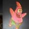 Patrick Ster uit 'Spongebob SquarePants'.
