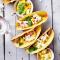 Donderdag: taco's met gegrilde kip, feta en mangosalade