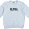 Grijze sweater 'HENNIG.'