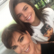 Kris Jenner en haar dochter Kendall