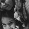 Katie Holmes en haar dochter Suri