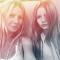 Gwyneth Paltrow en haar dochter Apple