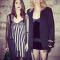 Courtney Love en haar dochter Frances