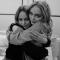 Vanessa Paradis en haar dochter Lily-Rose