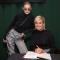 Yolanda Foster en haar dochter Gigi