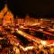 Christkindlesmarkt in Nürnberg, Duitsland