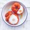 L'œuf cocotte en tomate