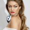 Creëer je eigen lipsticktint zoals Gigi Hadid