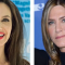4. Angelina Jolie vs Jennifer Aniston