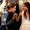 Leonardo Di Caprio et Claire Danes