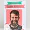 Set van 9 kerstballen voor in je baard