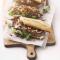 Dinsdag: steak sandwich met ui