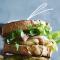 Donderdag: croque met rosbief en gekaramelliseerde ui
