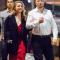 Amber Heard (31) en Elon Musk (46)