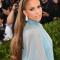 De hoge paardenstaart van Jennifer Lopez