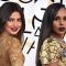 De donkere lippen van Priyanka Chopra en Kerry Washington