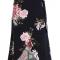 La jupe portefeuille asymétrique