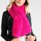 Faux fur sjaal