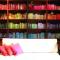 Rangschik je boeken op kleur