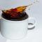 Shakerato = 1 shot espresso, geshaket met ijsblokjes en suiker