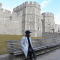 Windsor Castle, waar prins Harry en Meghan Markle trouwen