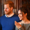 Prins Harry (34) en Meghan Markle (37)