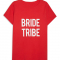 T-shirt 'Bride Tribe'