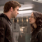 'THE HUNGER GAMES': KATNISS & GALE