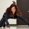 Scarlett Johansson aka Black Widow dans les 'Marvel'