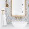 Tendance 3: les robinets intégrés aux murs