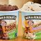 Vegan Ben & Jerry's in 'Chocolate Fudge Brownie' & 'Chunky Monkey'