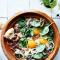 Donderdag: omelette berbère